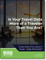 Is Your Travel Data Cover